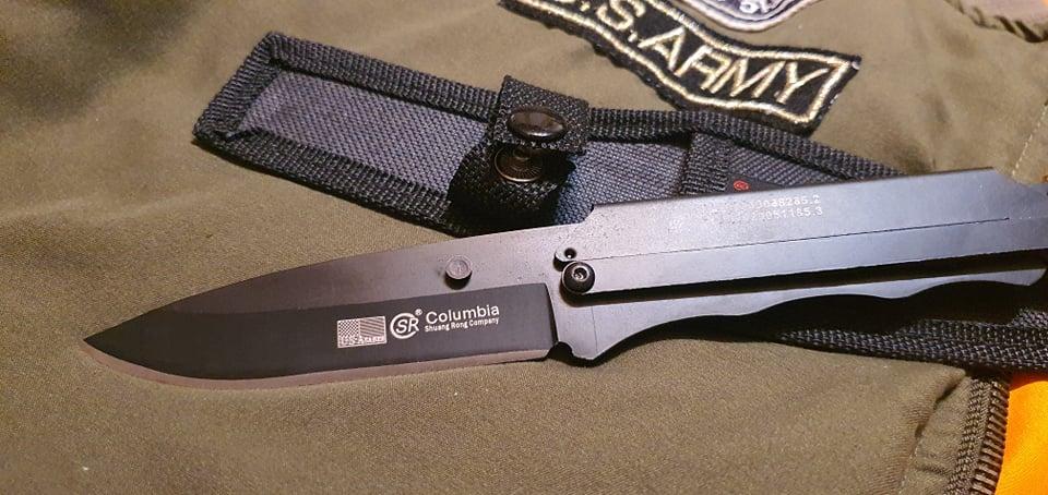 Охотничий нож Columbia river SR013
