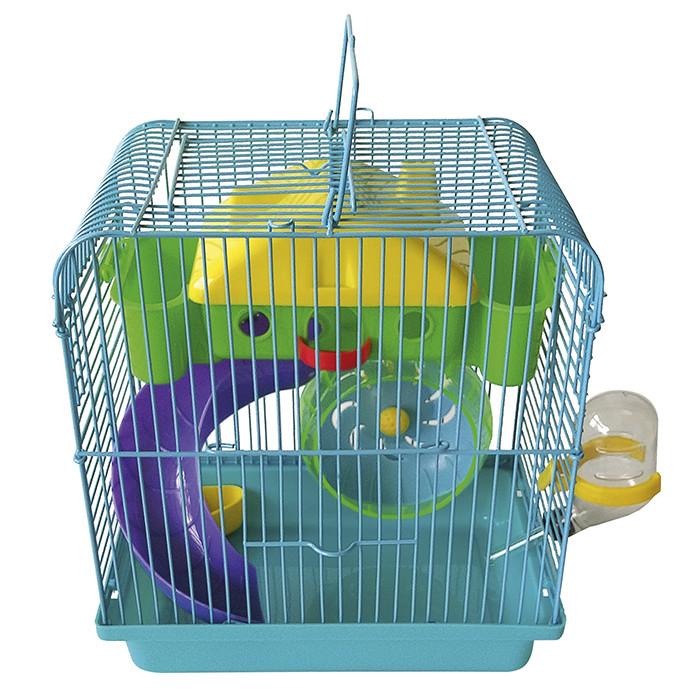 Клетка ZooMax №015 для грызунов (23х17х25см)