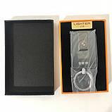 Зажигалка спиральная USB-811. BMW. Цвет: черный, фото 6