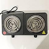 Электроплита настольная Domotec MS-5802, фото 4