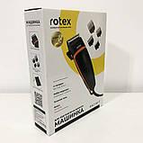 Машинка для стрижки волос Rotex RHC140-T, фото 6