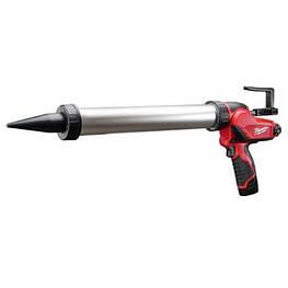 Аккумуляторный клеевой пистолет для герметика Milwaukee M12 2442-21