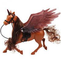 """Пластиковая лошадка """"Пегас"""", коричневый, лошадки пони,детские игрушки,пони,лошадка"""