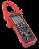 UT232 (UTM 1232) UNI-T Цифровые токоизмерительные клещи AC-600В АС-1000А. Частота 500 Гц