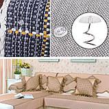 Фиксатор - держатель для покрывала на мягкую мебель 20 шт, фото 3