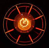Подвесная люстра на 2-лампы SANDBOX-2 E27 красный, фото 6