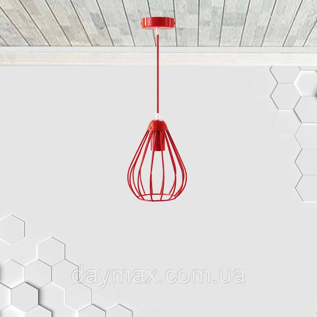 Подвесной светильник FANTASY E27 красный