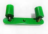 Спот поворотный на 2-лампы SLEEVE-2  E27 зеленый, фото 5