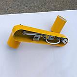 Спот поворотный на 2-лампы SLEEVE-2  E27  оранжевый, фото 7