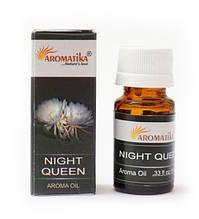 Эфирное масло Королева Ночи Aromatika Oil Night Queen 10ml. Ночной жасмин (цеструм ночной)