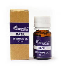 Эфирное масло Базилик Aromatika Oil Basil 10ml.