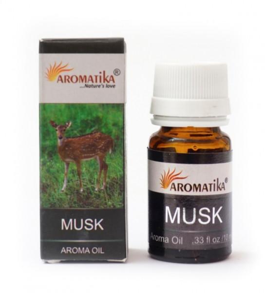 Ефірне масло Муска Aromatika Oil Musk 10ml.