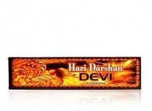 Аромапалочки натуральные индийские благовония Деви Хари Даршан Devi, Hari Darshan, 30гр