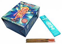 Аромапалочки натуральные индийские благовония Ананд Ганеш Anand Ganesh Special 25 грамм