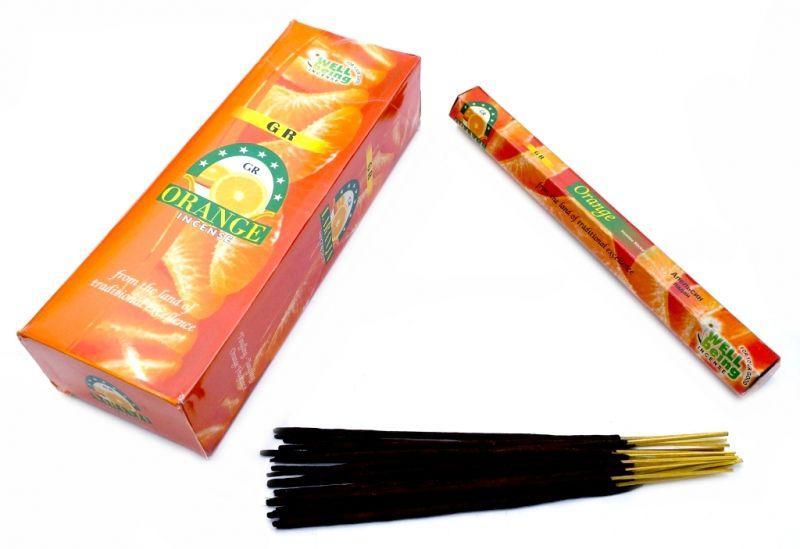 Ароматичні палички GR ORANGE Апельсин