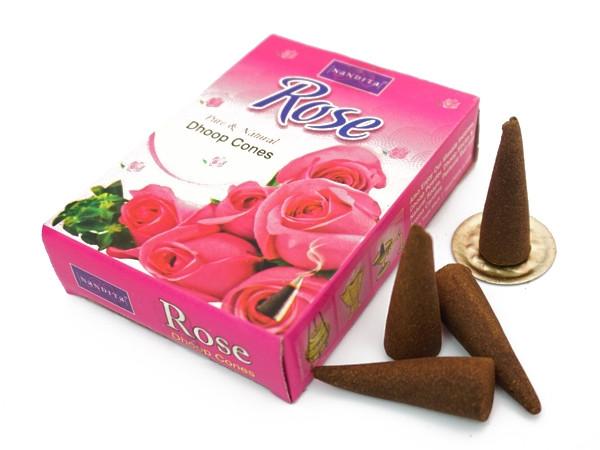 Аромаконусы Троянда Нандита Nandita Cone Rose