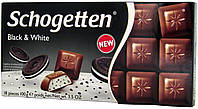 Шоколад черно-белый Schogеtten Black&White 100г.