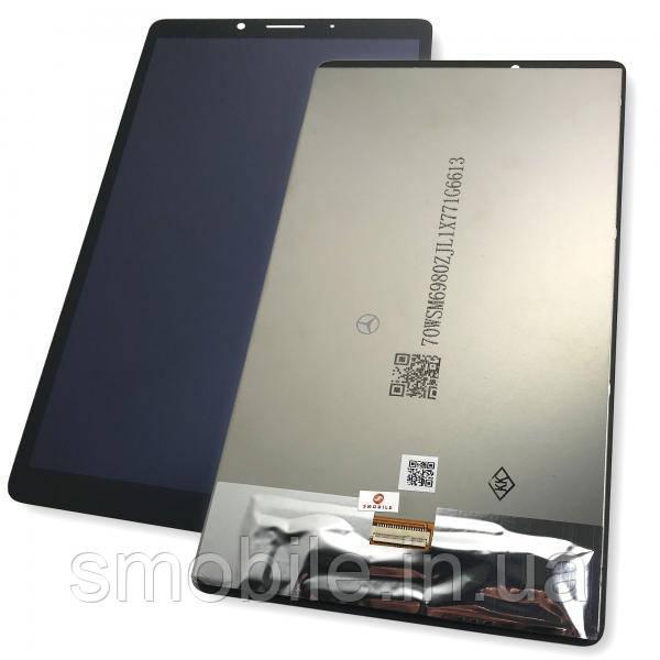Дисплей Lenovo Tab M7 TB-7305 с сенсором, черный (оригинальные комплектующие)