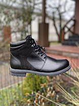 Чоловічі шкіряні черевики KaDar, фото 2