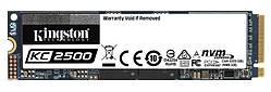 SSD 500GB M. 2 NVMe Kingston KC2500 M. 2 2280 PCIe Gen3.0 x4 3D TLC (SKC2500M8/500G)