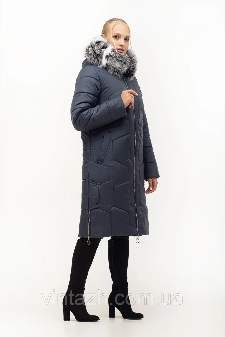 Зимняя женская куртка размеры 48-62