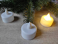 Свічки led тепле світло