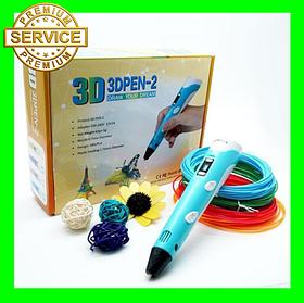 3D ручка з LCD-дисплеєм для дітей, 3D-ручка для малювання, 3D-Ручки для дитячої творчості