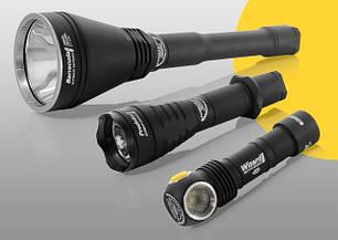 Светодиодные фонари Armytek