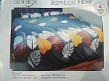 Комплект постельного белья Велюровый Зебра   евро размер, фото 4