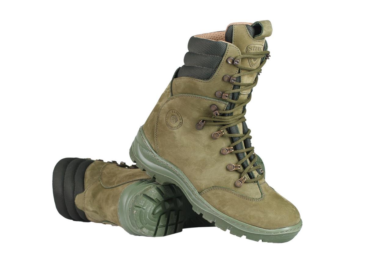 Берцы зимние / военная, тактическая обувь ОМЕГА (оливковый)