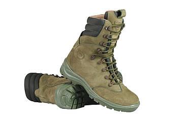 Берці зимові / військова тактична взуття ОМЕГА (оливковий)