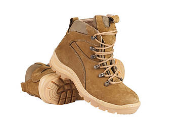 Ботинки военные зимние / армейская тактическая обувь ОМЕГА (coyote)