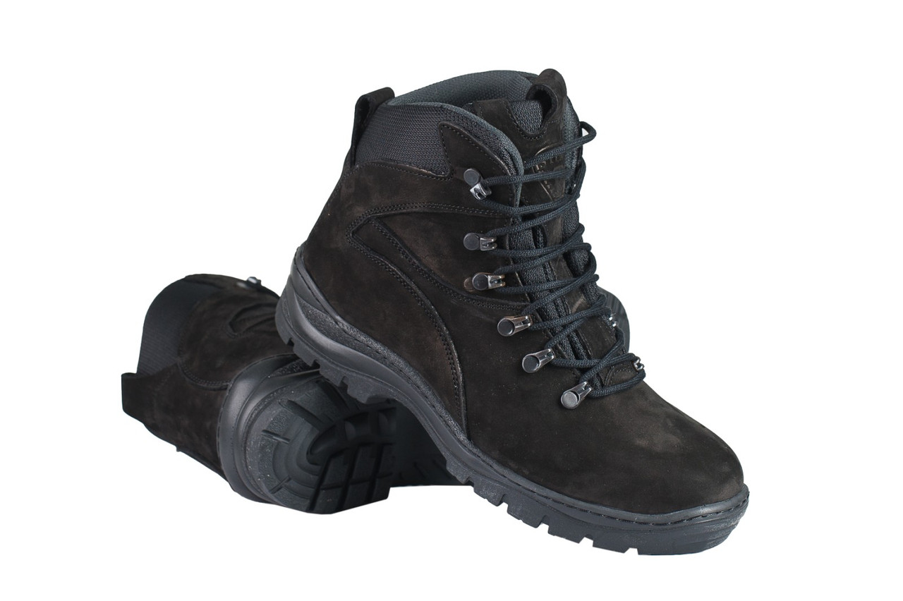 Обувь военная демисезонная / армейские, тактические ботинки ОМЕГА (черный)