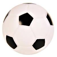 Trixie (Трикси) Игрушка для собак мяч футбольный с пищалкой, винил 10см