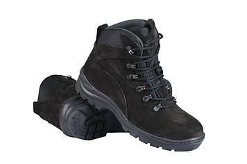Ботинки военные зимние / армейская тактическая обувь ОМЕГА (black)