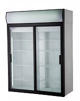 Шкаф холодильный купе DM114Sd-S Polair, 1400 л, (+1..+10)