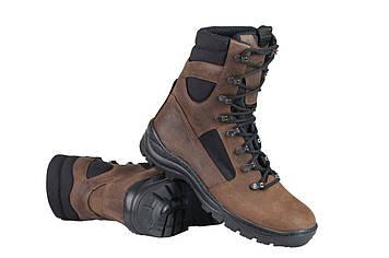 Берці зимові / військова тактична взуття GROZA (крейзі)