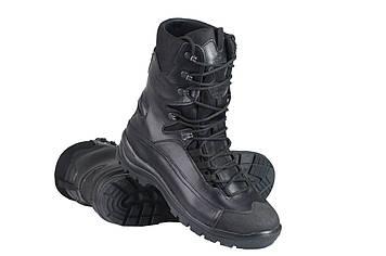 Берці зимові / військова тактична взуття GROM Gen.II (black)