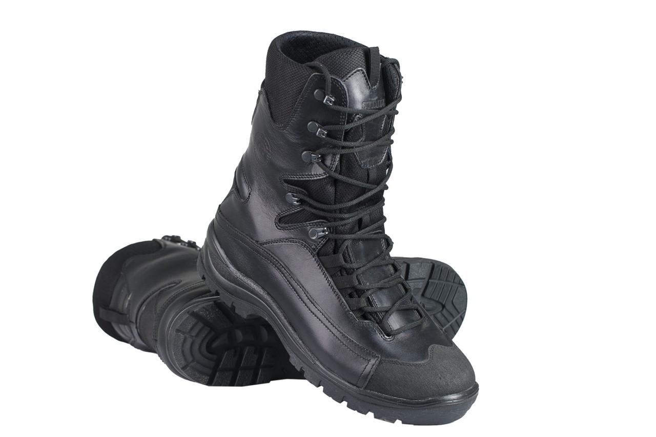 Берцы демисезонные / военная, тактическая обувь GROM Gen.II (гладкая кожа)