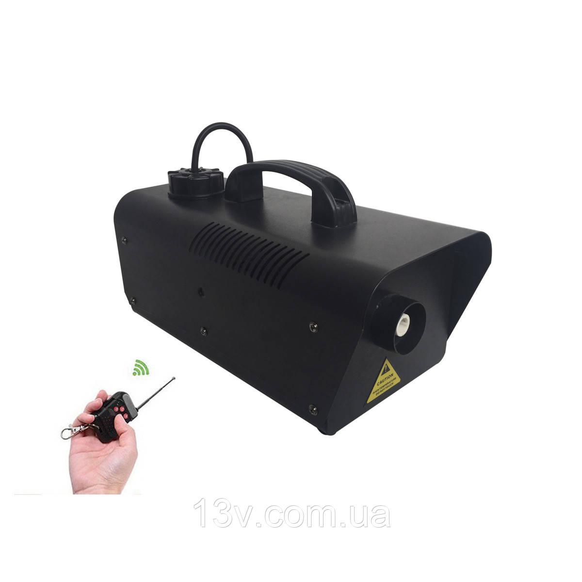 Генератор диму BIG  BK001+RADIO REMOTE