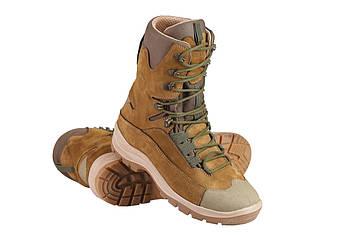 Берці зимові / військова тактична взуття GROM (coyote)