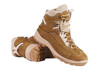 Военные зимние ботинки / армейская тактическая обувь GROM (coyote)