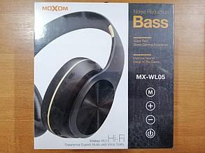 Навушники Bluetooth Moxom MX-WL05