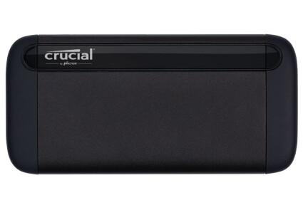 SSD накопитель Crucial X8 1 TB USB 3.2 (CT1000X8SSD9) Black