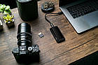 SSD накопитель Crucial X8 1 TB USB 3.2 (CT1000X8SSD9) Black, фото 6