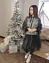 Стильный подростковый комплект двойка для девочек Мадлен- Размеры 140- 164 Новинка, фото 5