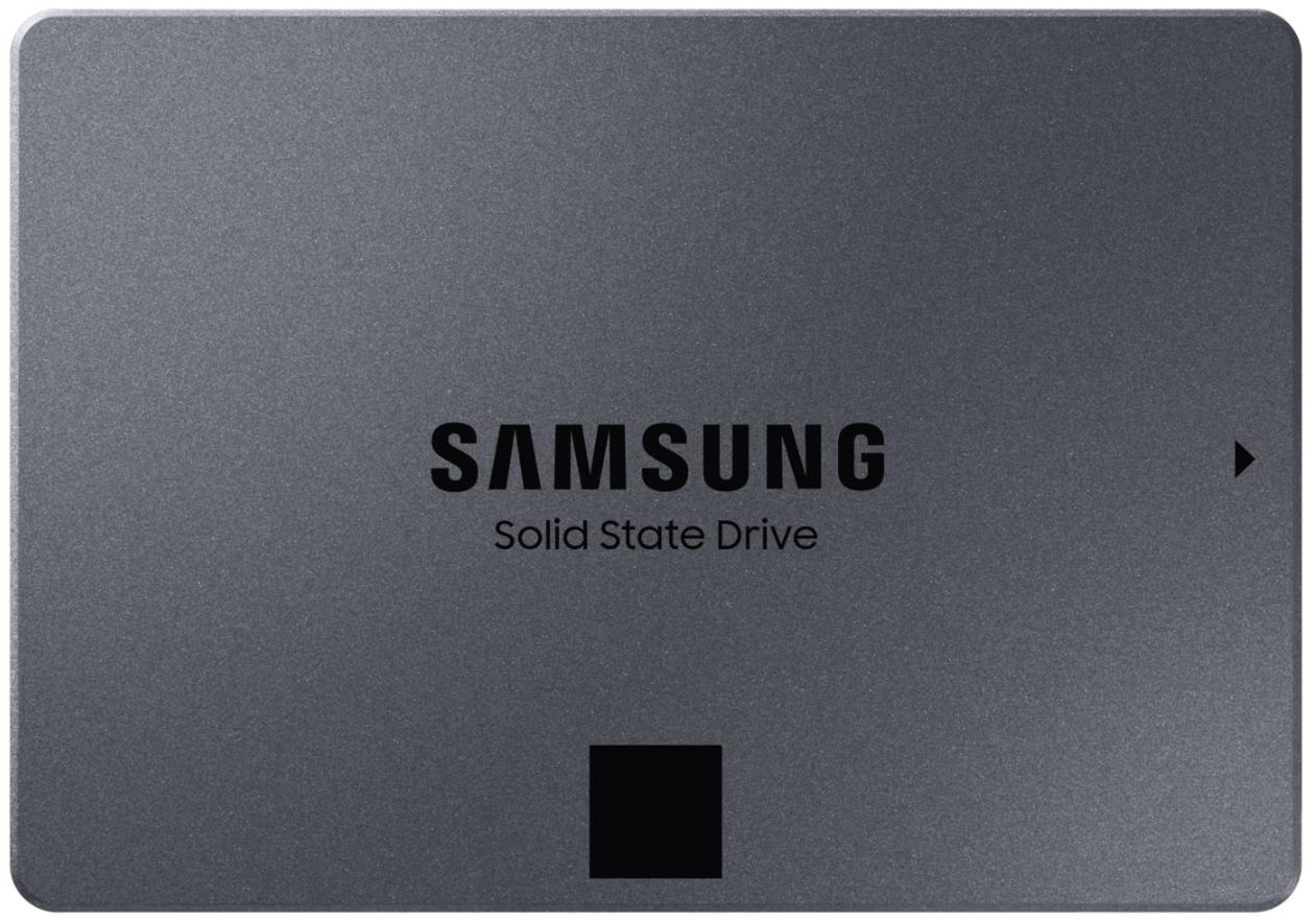 SSD накопитель Samsung 870 QVO 2 TB SATAIII 3D NAND QLC (MZ-77Q2T0BW)