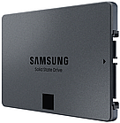 SSD накопитель Samsung 870 QVO 2 TB SATAIII 3D NAND QLC (MZ-77Q2T0BW), фото 3