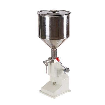 Ручная разливочная машина для густых вязких жидкостей