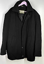 Пальто кашемір ferro італія розмір на бірці 56 ( б-218), фото 2